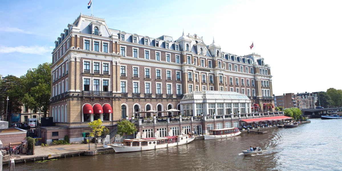 InterContinental Amstel Amsterdam, Highly Commended, World's Best Event, Prestigious Star Awards 2017/2018