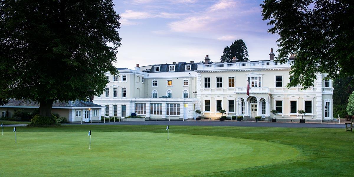 Burhill Golf Club, Prestigious Venues