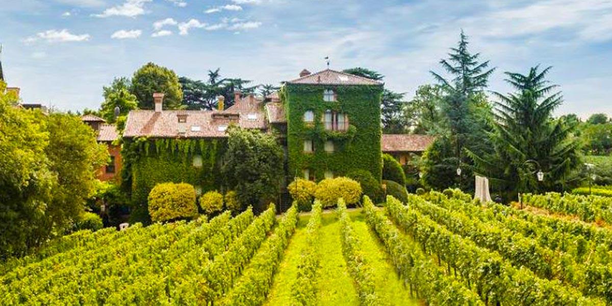 L'Albereta, Prestigious Venues