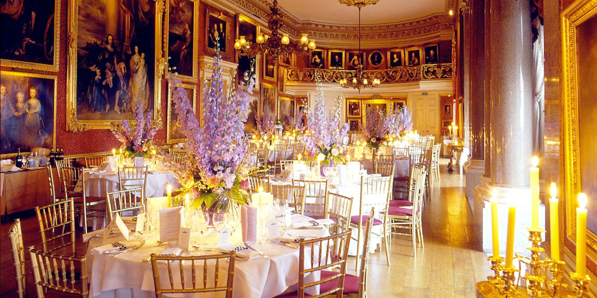 Ballroom, One Of The Top Wedding Venues, Goodwood House, Prestigious Venues