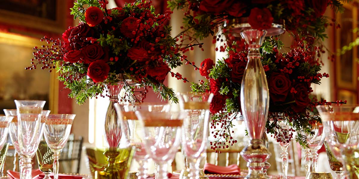 Christmas Event Ideas at Goodwood House, Prestigious Venues