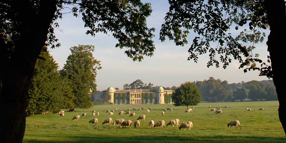 Goodwood House Venue Prestigious Venues
