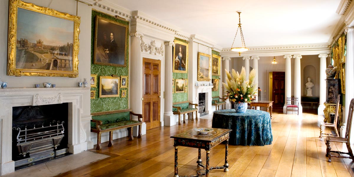 Reception Venue, Product Launch Venue, Long Hall, Goodwood House, Prestigious Venues