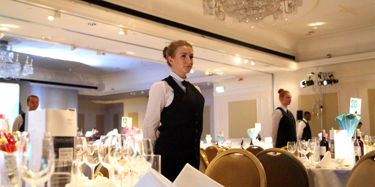 Temporary Staff, Hospitality Staff For Large Events, TempTribe, Prestigious Event Suppliers