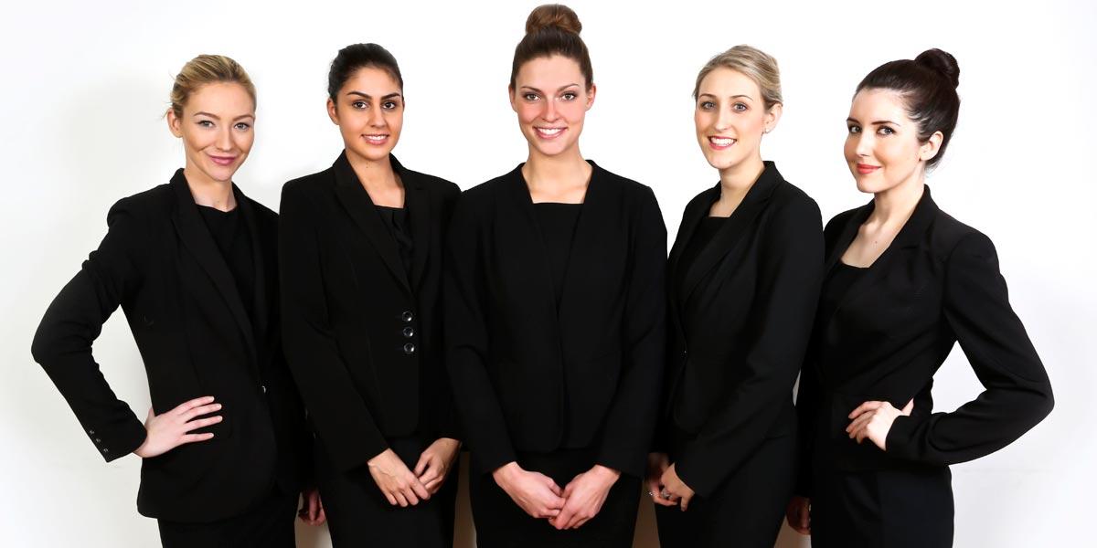 Hostesses For Events, TempTribe, Prestigious Event Suppliers