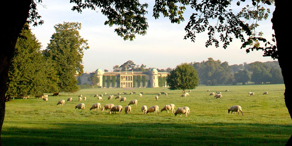 Goodwood House, Luxury Events Venues, Prestigious Venues