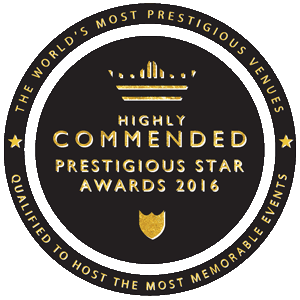 Highly Commended in Prestigious Star Awards 2016