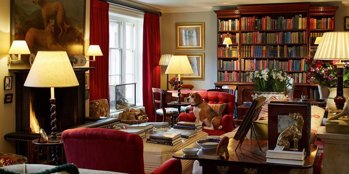 Lounge Sitting Room, Hound Lodge, Goodwood, Prestigious Venues