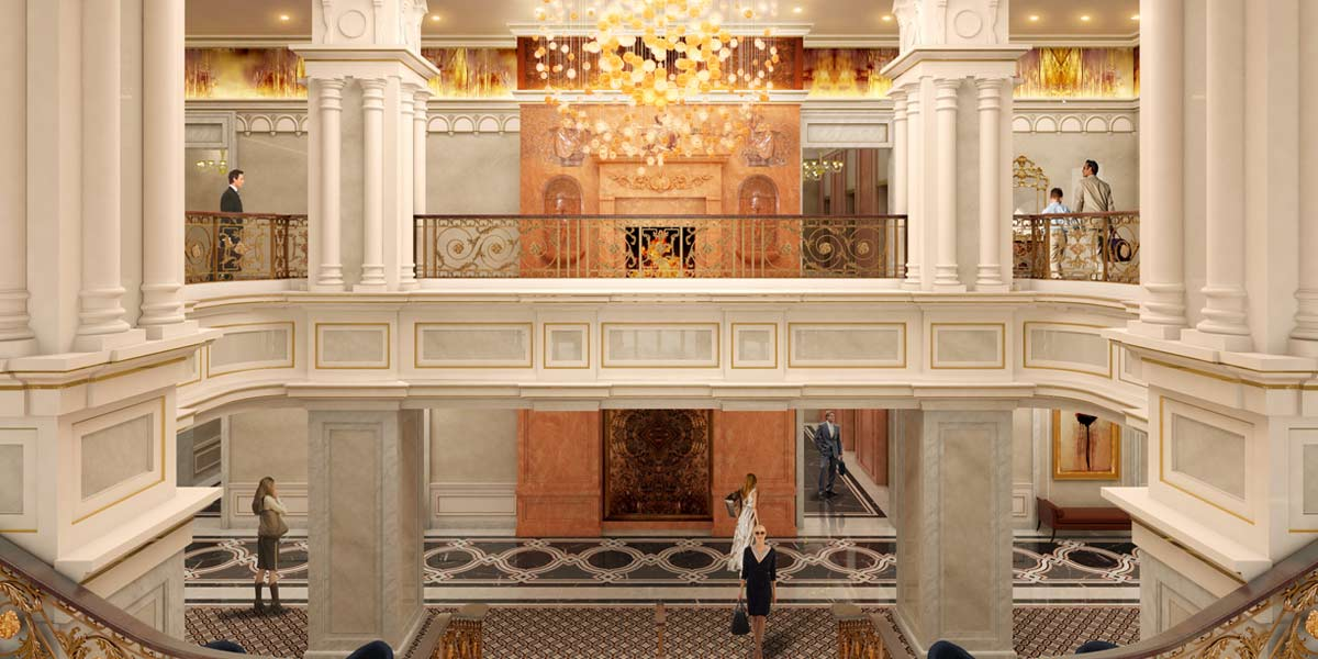 Lotte New York Palace Event Spaces - Prestigious Star Awards