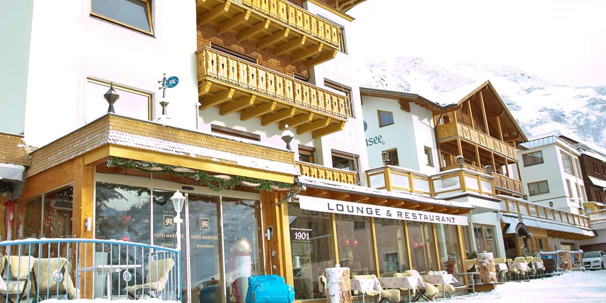 Austrian Luxury Hotel Ski In Ski Out, Hotel Maiensee, St.Christoph, Prestigious Venues