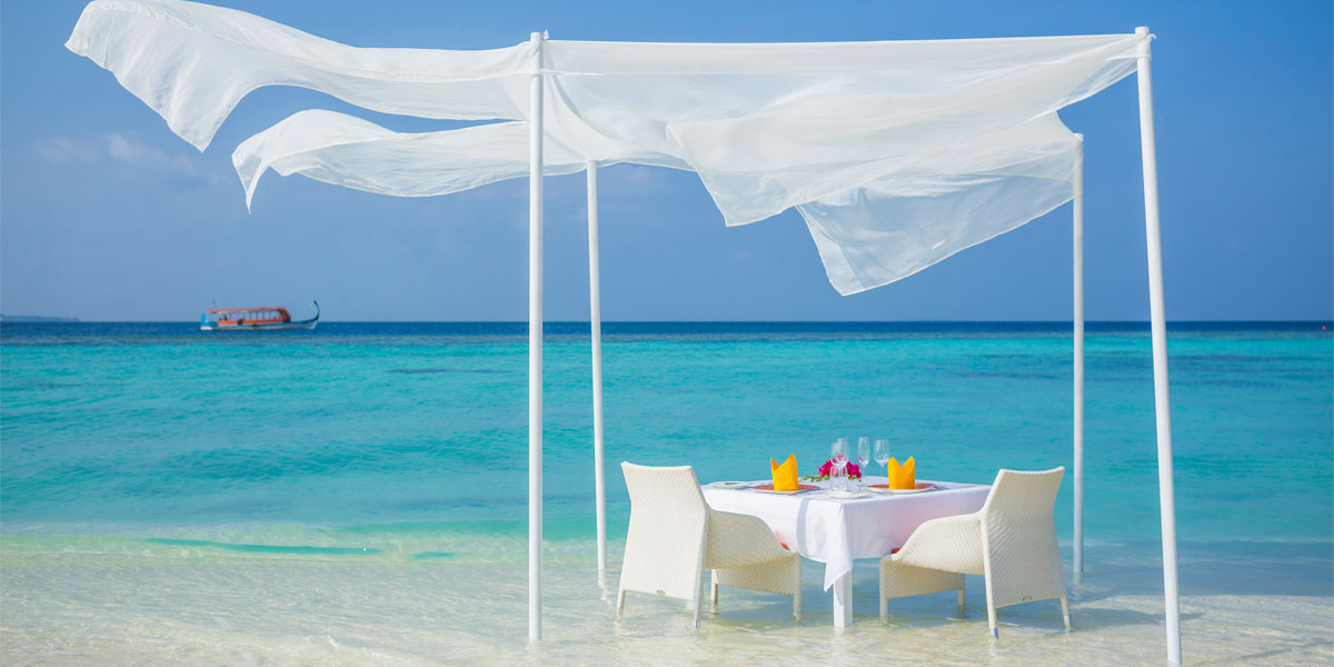 Beach Private Dining, Prestigious Venues