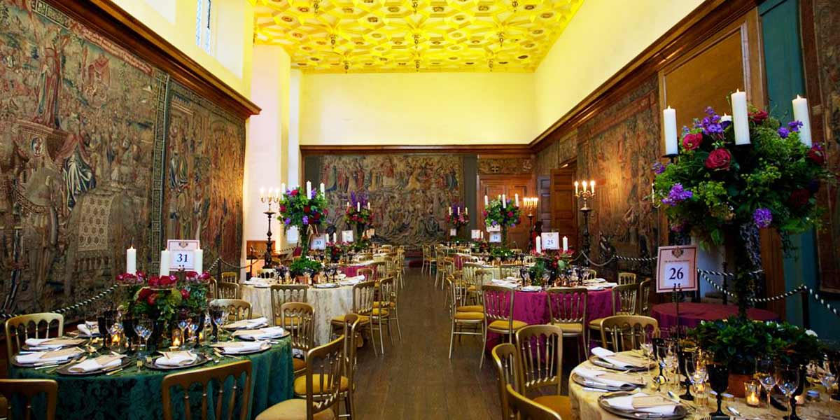 Birthday Party Venues, Hampton Court Palace, Prestigious Venues