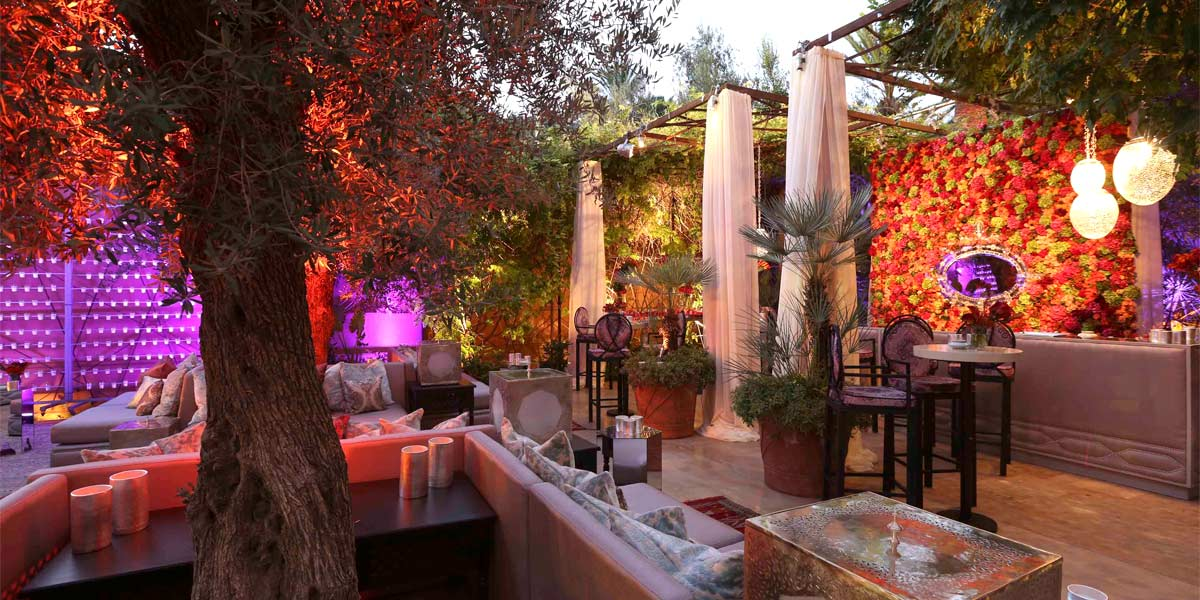 Birthday Party Venue In Morocco, Royal Mansour, Prestigious Venues