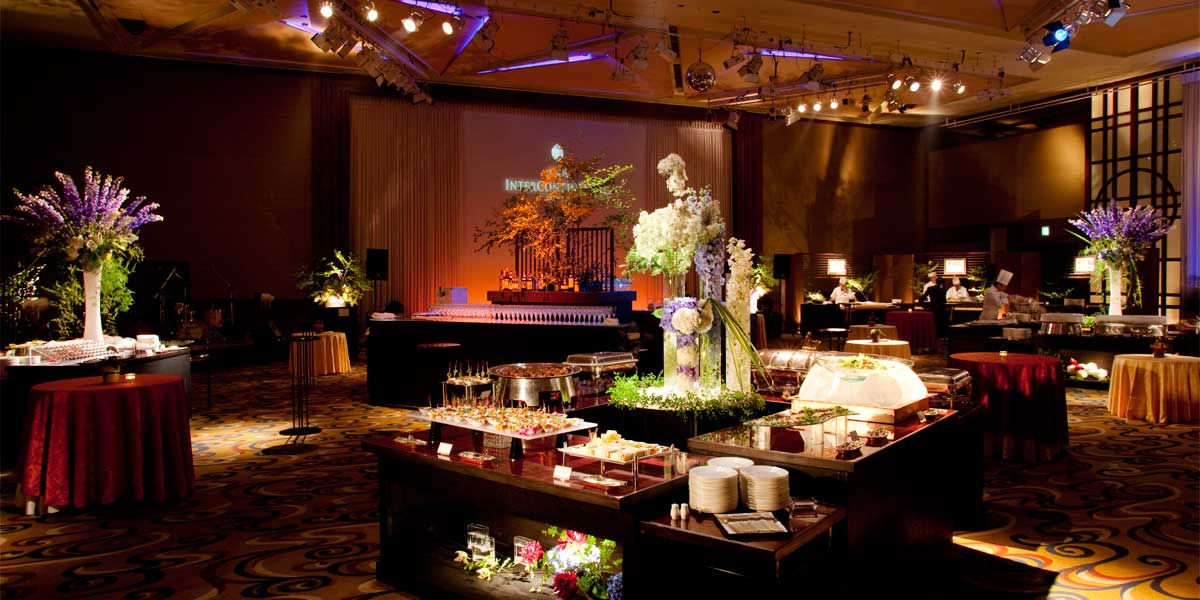 Birthday Party Venues, Birthday Party Venue In Tokyo, ANA InterContinental Tokyo, Prestigious Venues