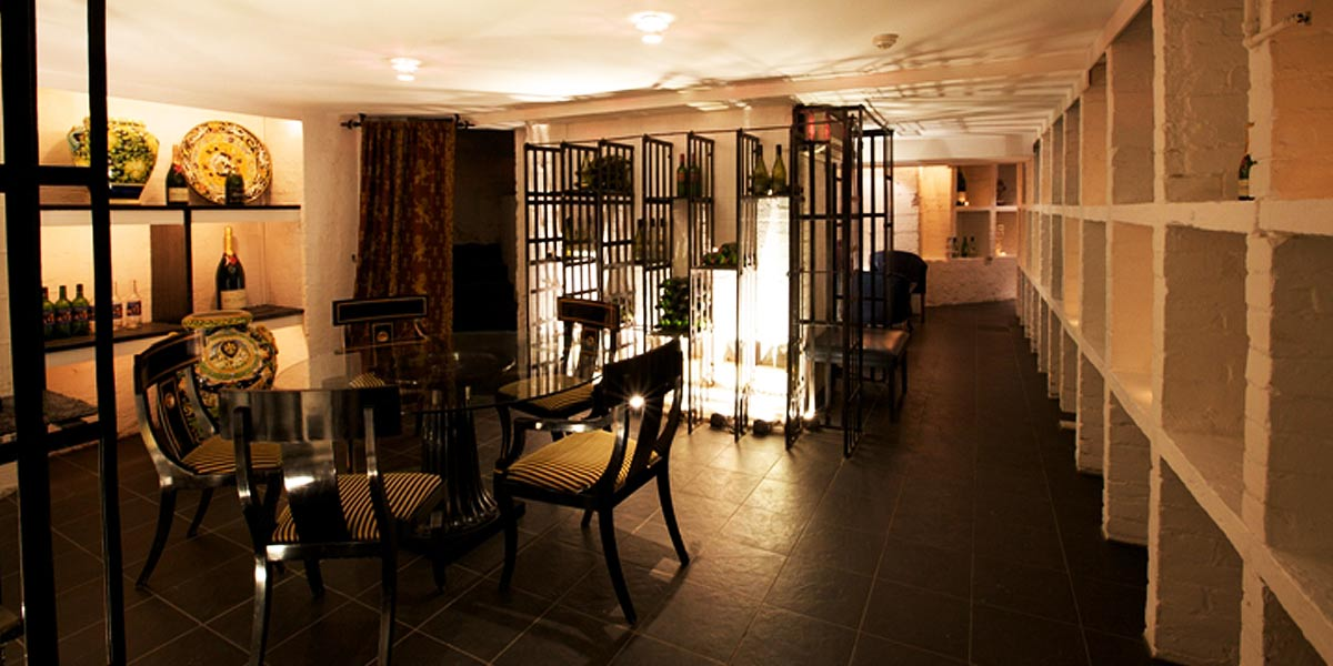 Cellar For Events, One Whitehall Place, Prestigious Venues