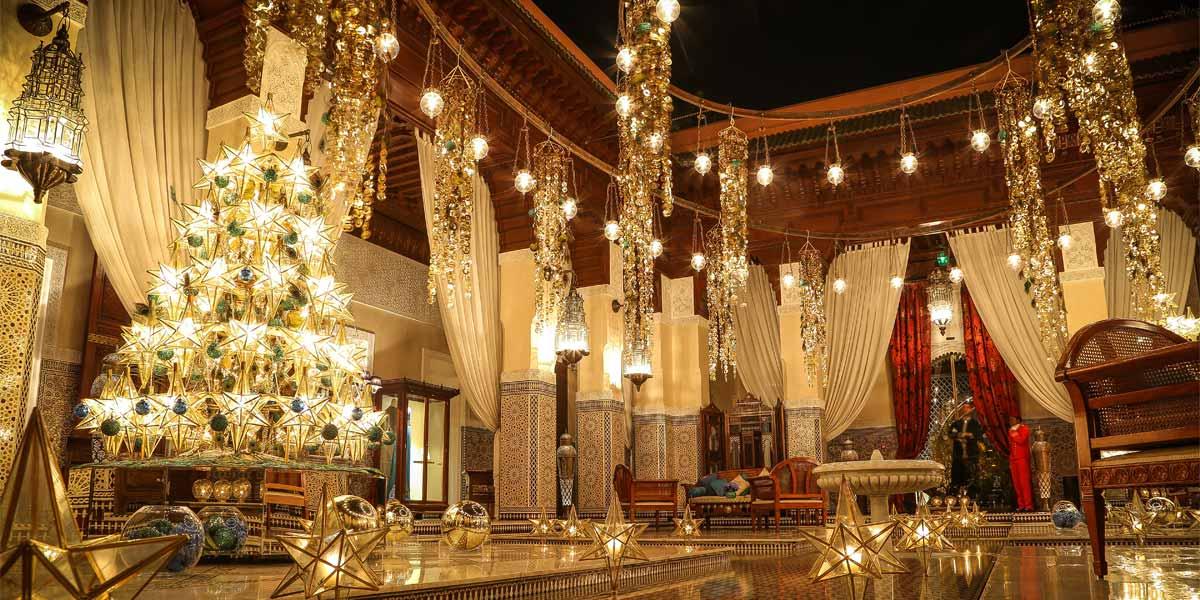 Christmas Venue, Royal Mansour, Prestigious Venues