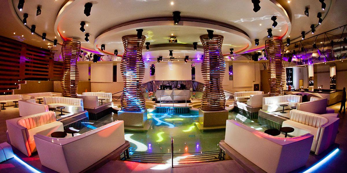 Club Heaven, Hard Rock Hotel Riviera Maya, Prestigious Venues