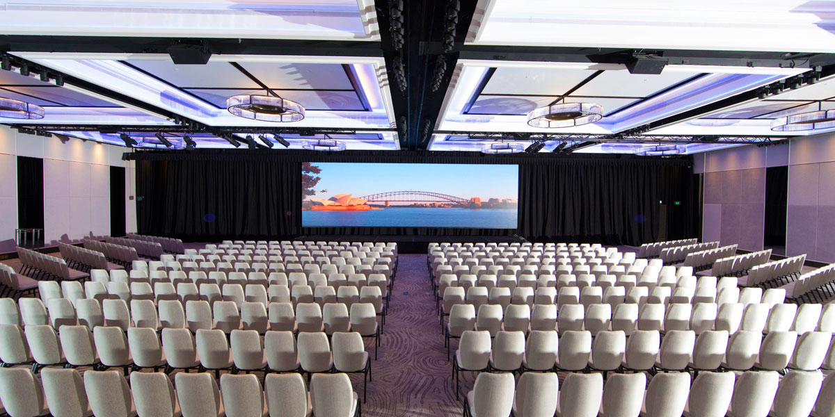Conference Venue, Four Seasons Hotel Sydney, Prestigious Venues