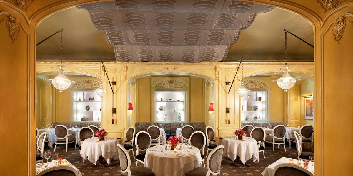 Corporate Group Dining Event, Hotel Plaza Athenee New York, Prestigious Venues