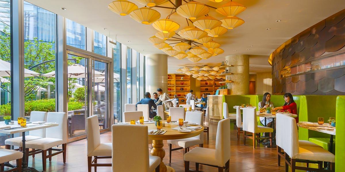 Corporate Incentive Venue In Shanghai, Mandarin Oriental Pudong, Prestigious Venues