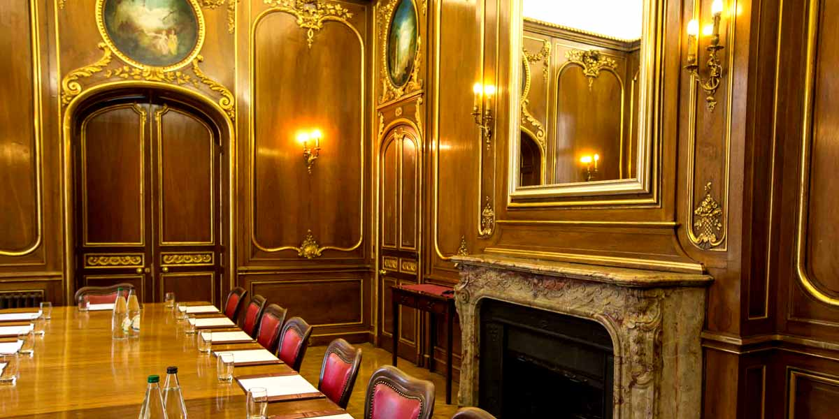 Corporate Meeting Venue, 58 Prince's Gate, Kensington, Prestigious Venues