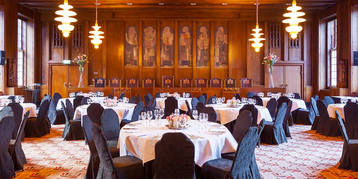 Council Chamber, Sofitel Legend The Grand Amsterdam, Prestigious Venues