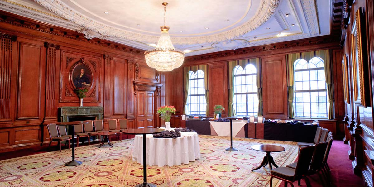 Council Room, One Great George Street, Prestigious Venues