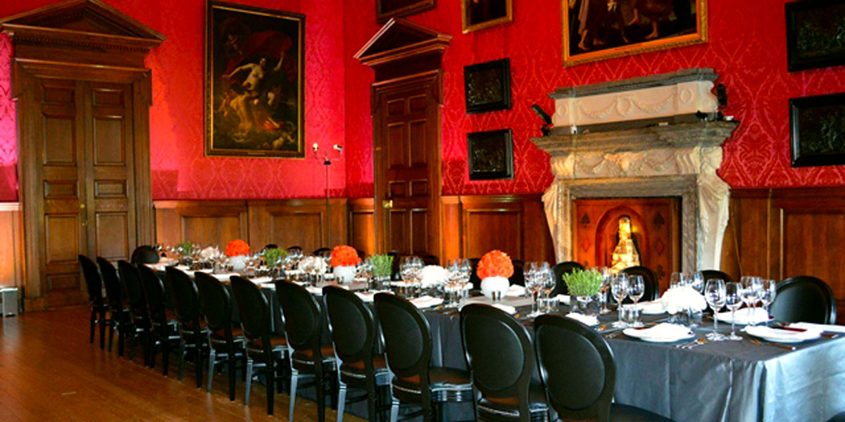 Dining In The King's Drawing Room, Kensington Palace, Prestigious Venues