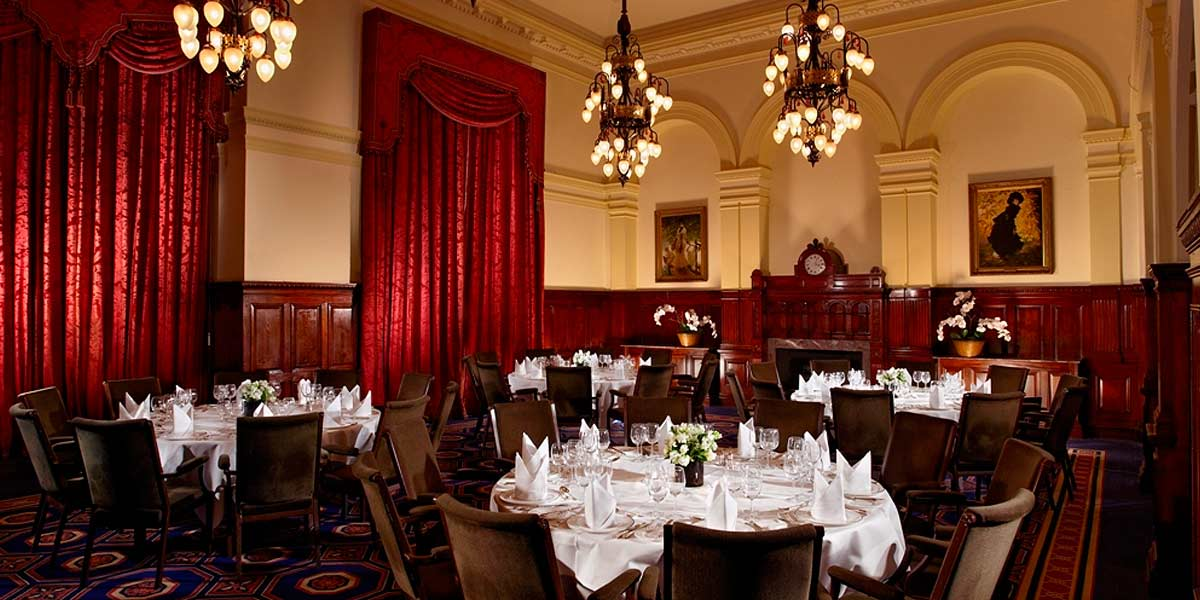 Dinner By The River Thames, One Whitehall Place, Prestigious Venues