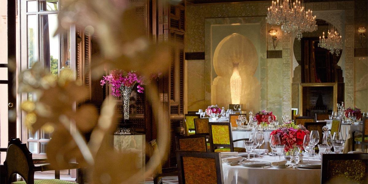 Engagement Party Venues, Royal Mansour, Prestigious Venues