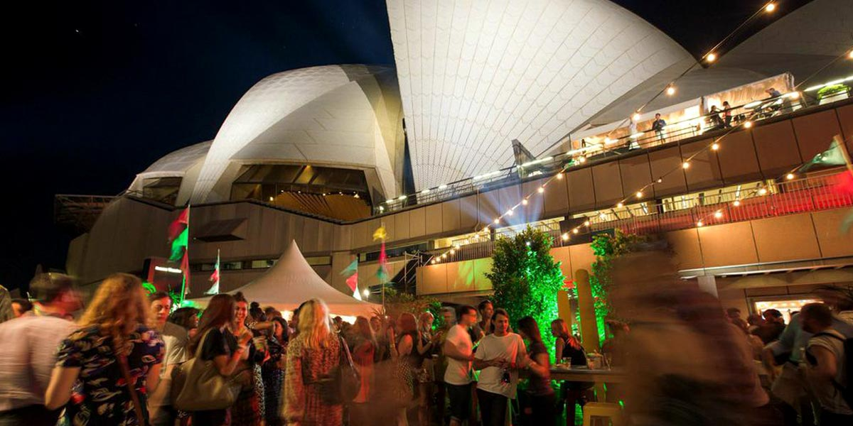 Evening Event On Sydney Harbour, Sydney Opera House, Sydney, Prestigious Venues