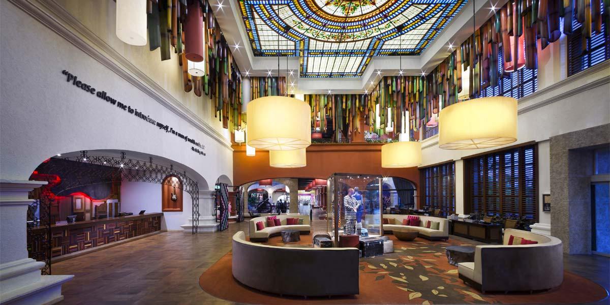 Fashion Show Venues, Fashion Event Venue, Hard Rock Hotel Riviera Maya, Prestigious Venues