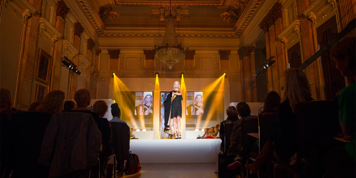 Fashion Show Venues, Fashion Event Venue, One Great George Street, Prestigious Venues