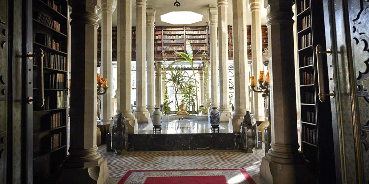 Film Location Venues, Filming Location In Marrakech, Palais Rhoul & Spa, Prestigious Venues