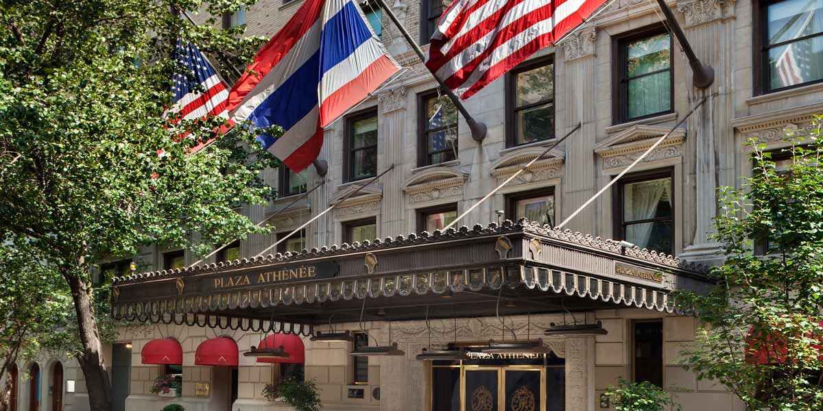 Five Star Hotel In Manhattan, Hotel Plaza Athenee Event Spaces, Hotel Plaza Athenee New York, Prestigious Venues