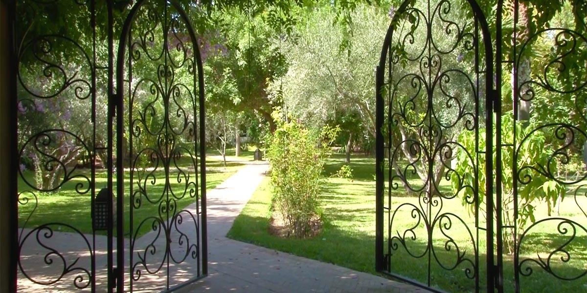 Garden Venue in Marrakech, Palais Rhoul & Spa, Prestigious Venues