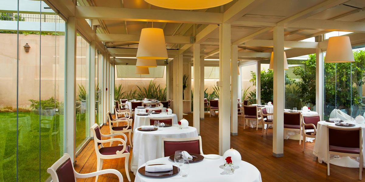 Group Dining Space In Rome, Restaurant, Gran Melia Rome Villa Agrippina, Prestigious Venues