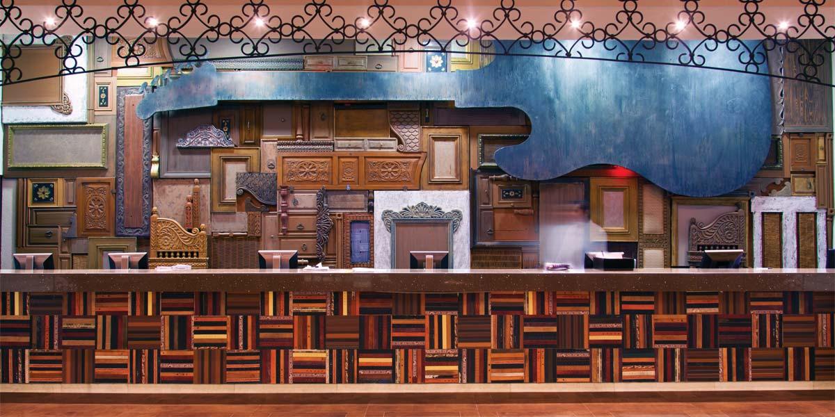 HRH Lobby, Hard Rock Hotel Riviera Maya, Prestigious Venues