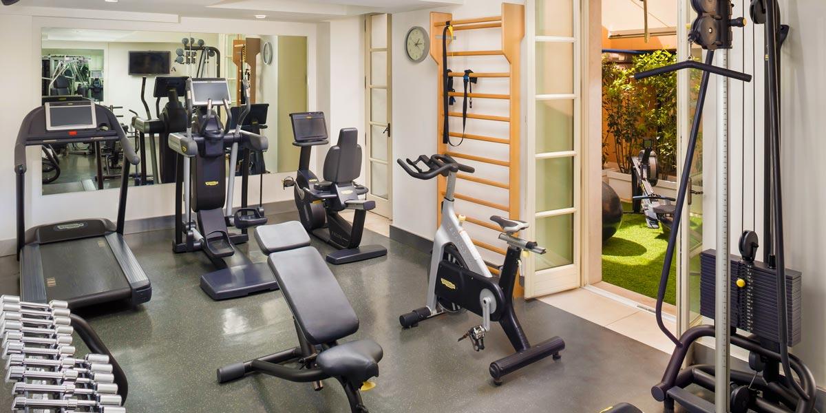 Health and Wellbeing Centre, Gran Melia Rome Villa Agrippina, Prestigious Venues