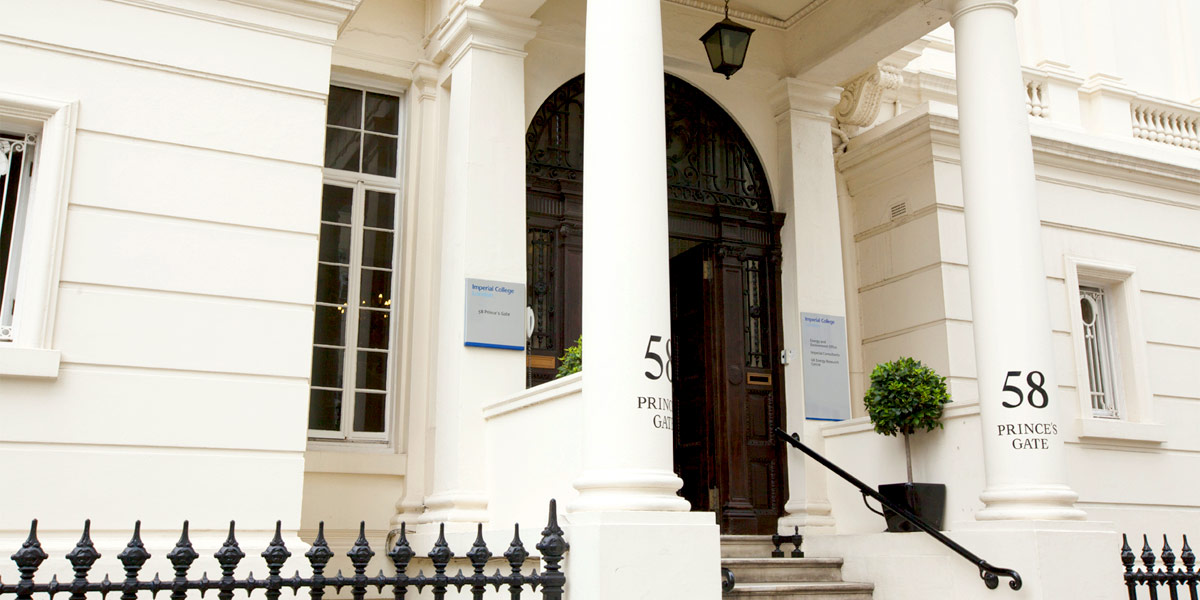 Imperial College London, 58 Prince's Gate Event Spaces, 58 Prince's Gate, Prestigious Venues