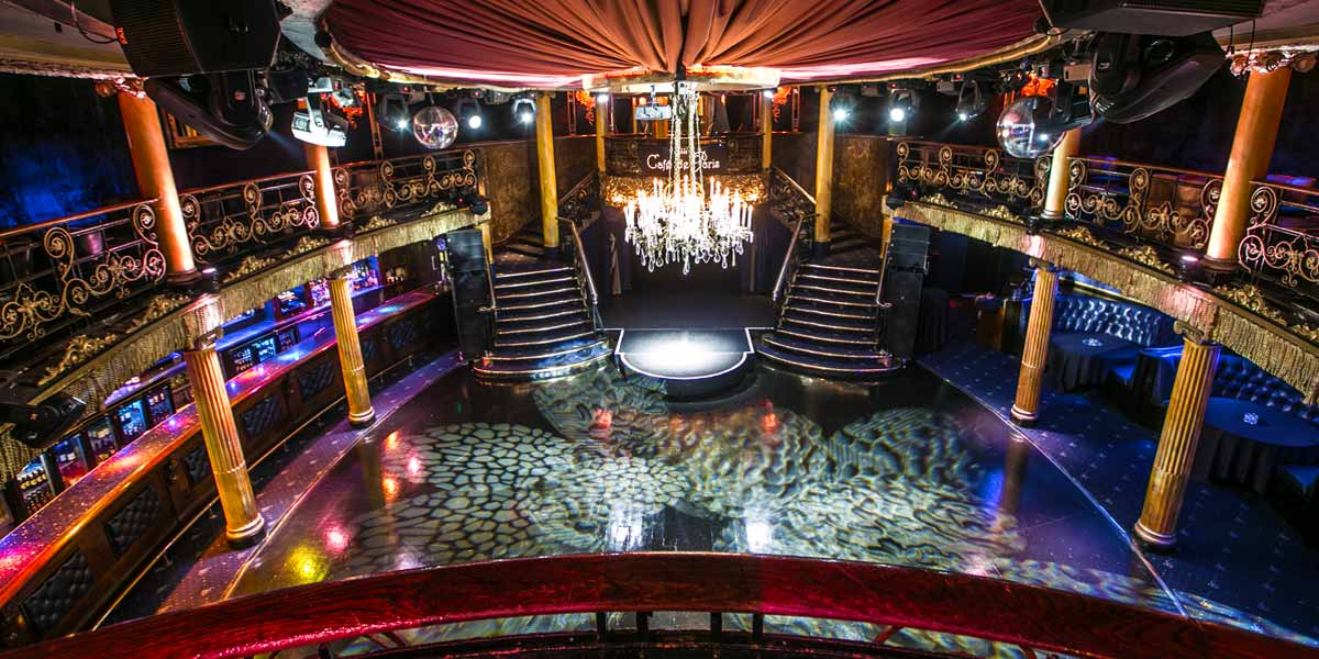 London Event Space, Cafe de Paris, Prestigious Venues
