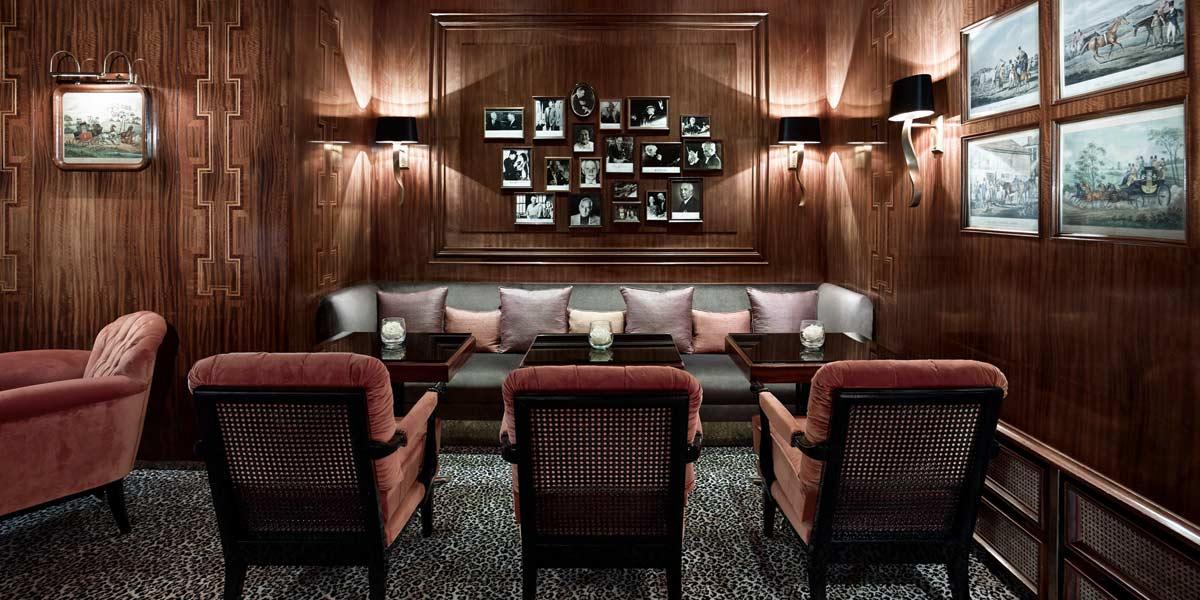 Luxurious Bar In Central Vienna, Hotel Bristol Vienna, Prestigious Venues