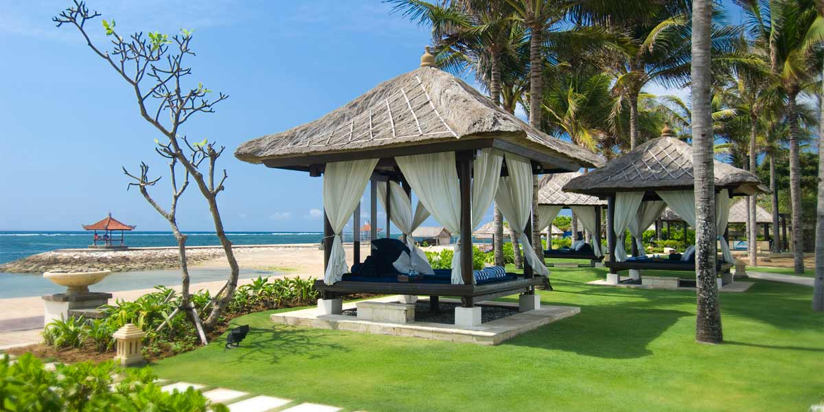 Luxury Beach Resort Venue, Conrad Bali, Prestigious Venues