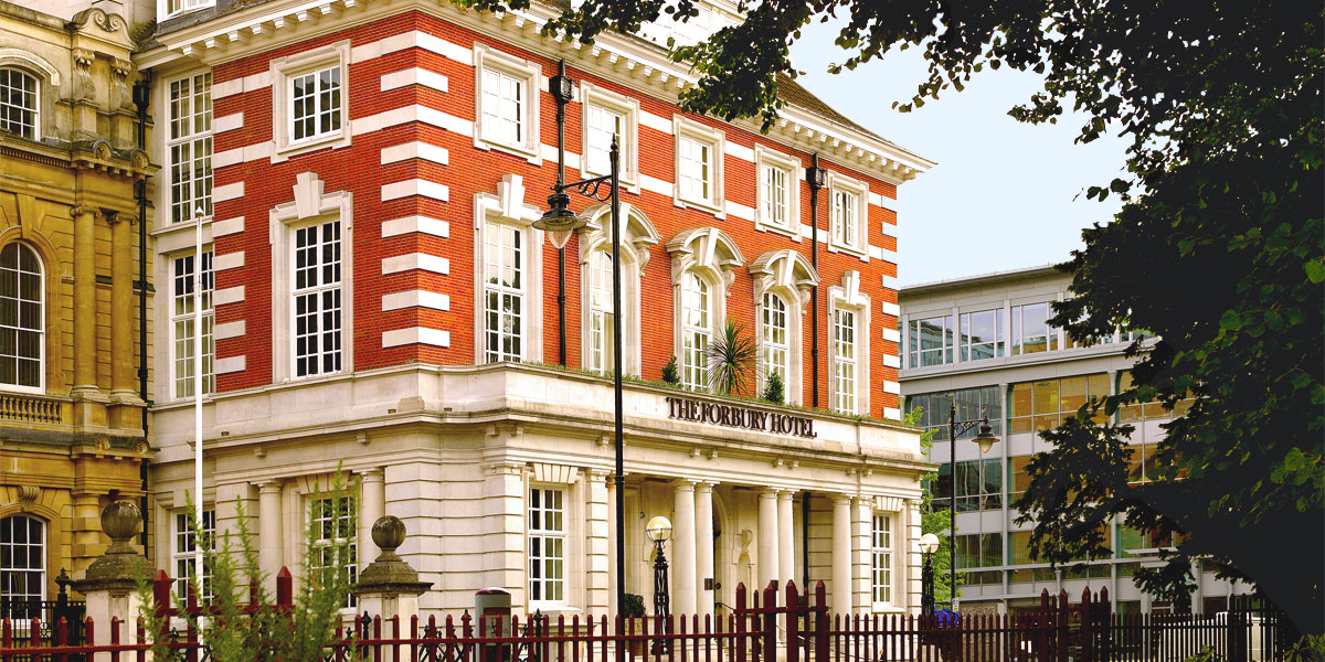 Luxury Hotel For Events Near London, The Forbury Hotel, Prestigious Venues
