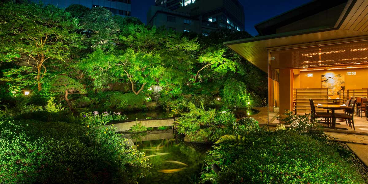Luxury Private Dining Restaurant, ANA InterContinental Tokyo, Prestigious Venues