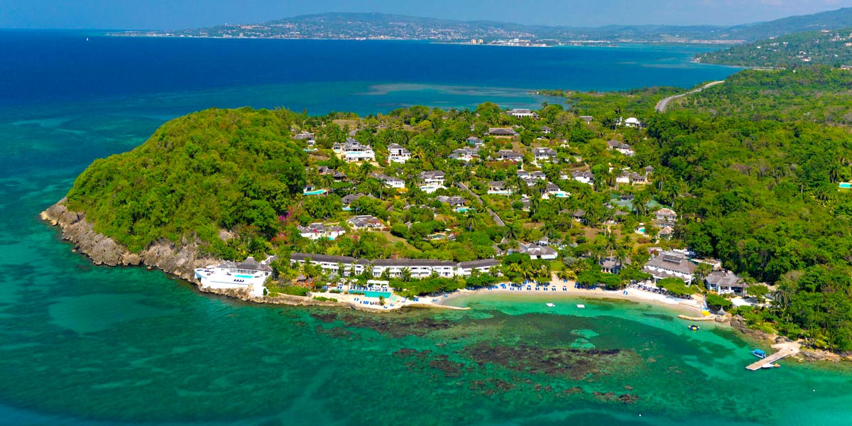 Luxury Venue In Jamaica, Round Hill Resort, Prestigious Venues