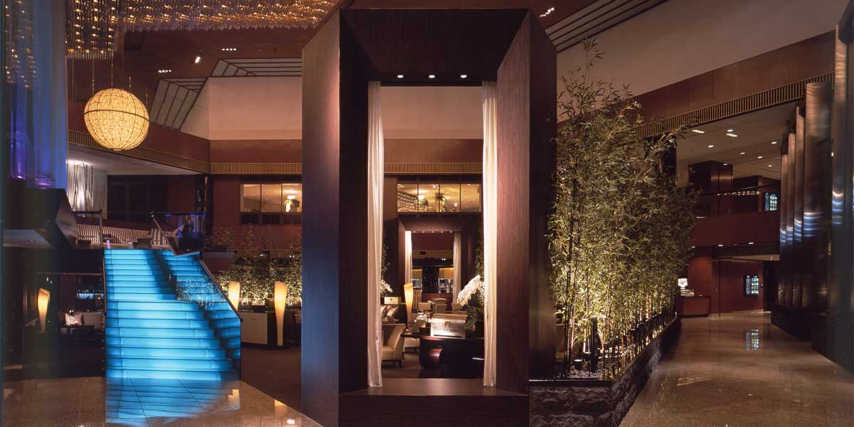 Luxury Venue In Japan, ANA InterContinental Tokyo, Prestigious Venues
