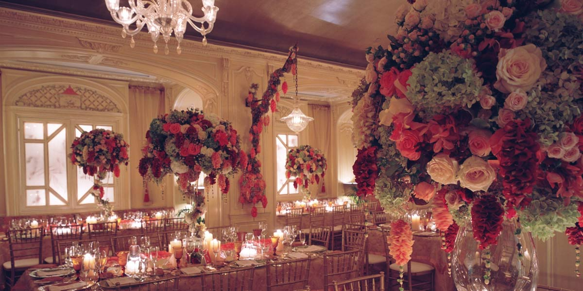 Wedding Venues, Luxury Wedding Venue, Hotel Plaza Athenee New York, Prestigious Venues