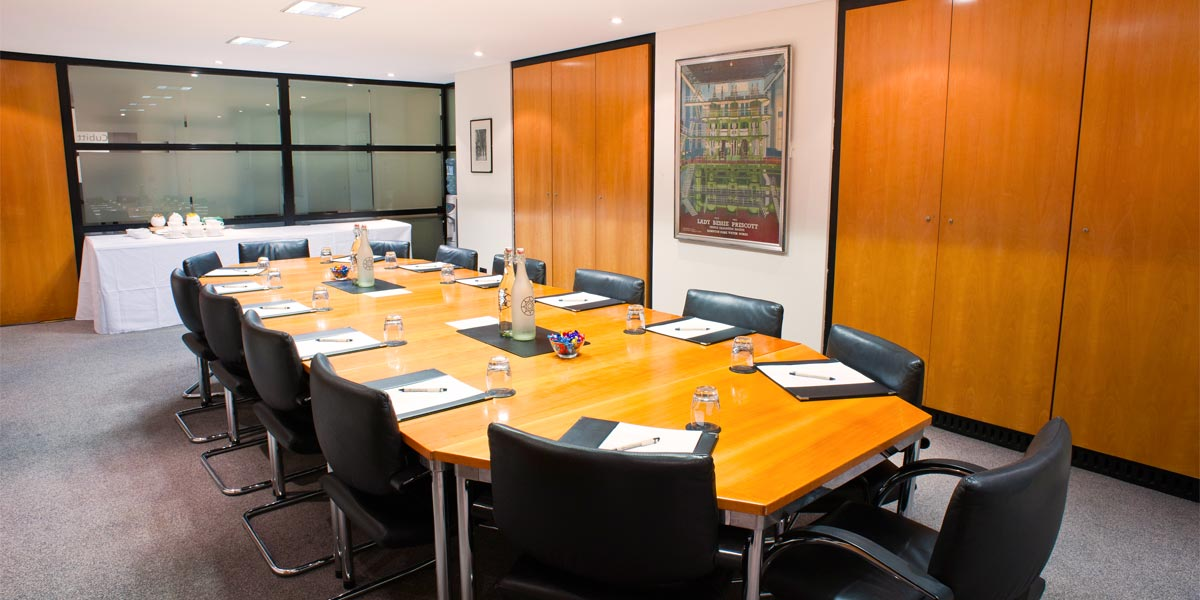 Meeting Room, One Great George Street, Prestigious Venues