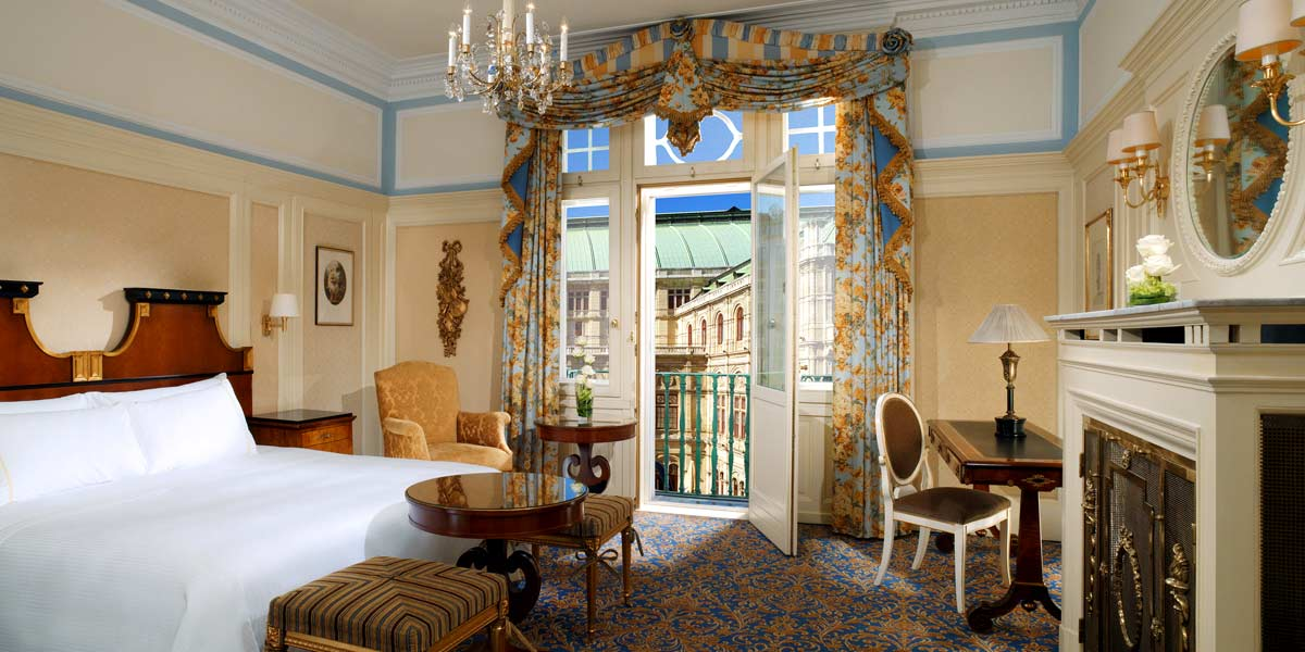 Opera View Room, Hotel Bristol Vienna, Prestigious Venues
